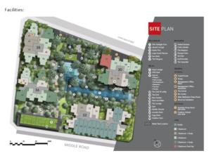 the-m-condo-site-plan-singapore